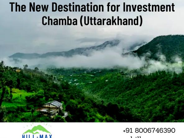 Buy and sell land in uttarakhand